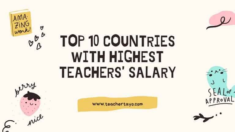 Top-10-countries-with-highest-teachers-salary
